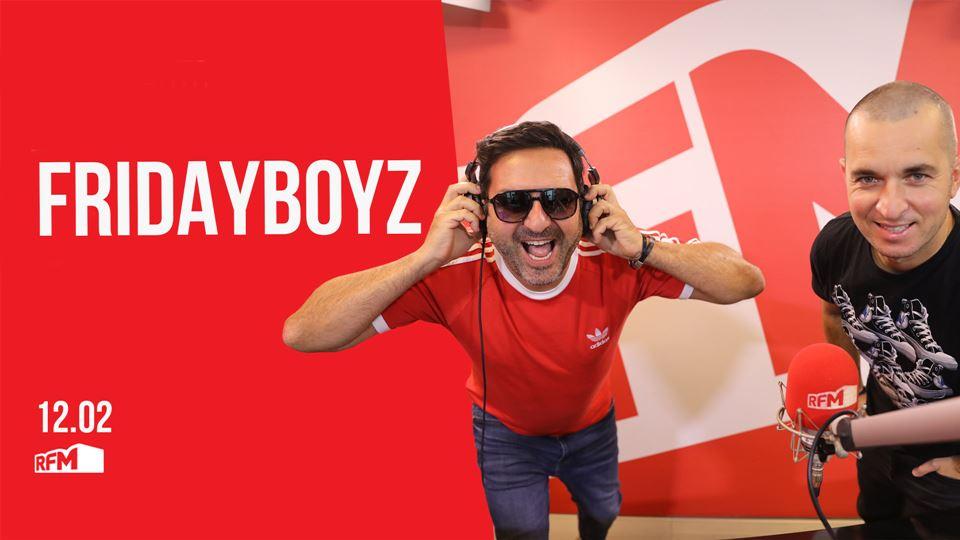 Fridayboyz - Dança em Casa 40 ...