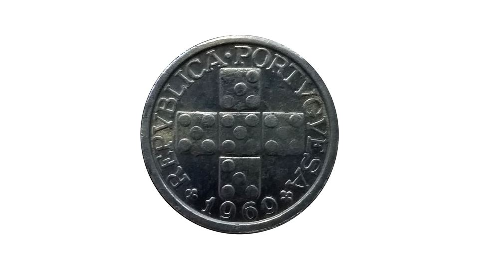 2 5 escudos de 1937