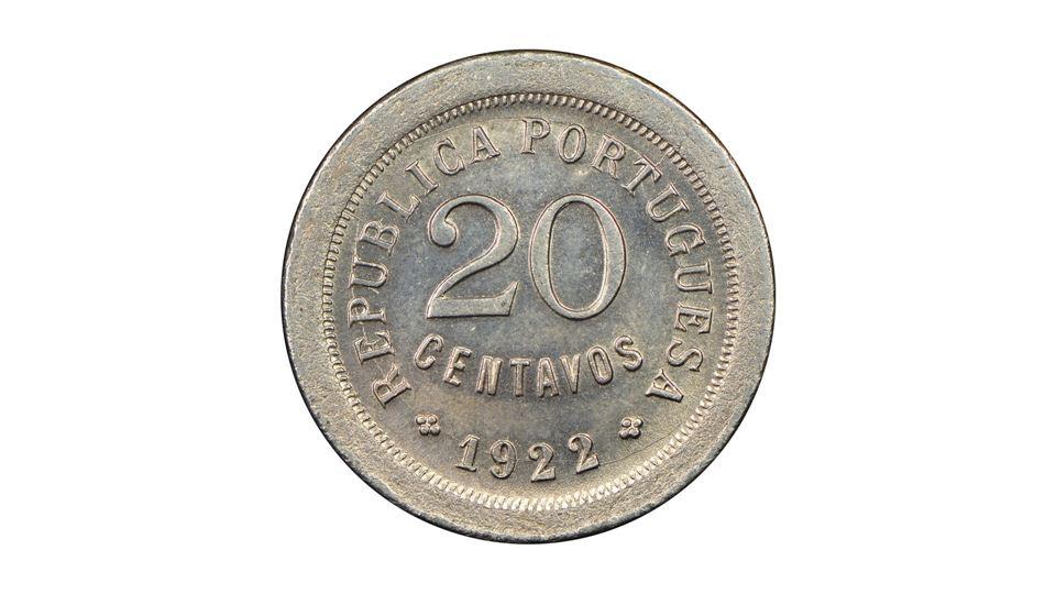 20 centavos de 1922 3