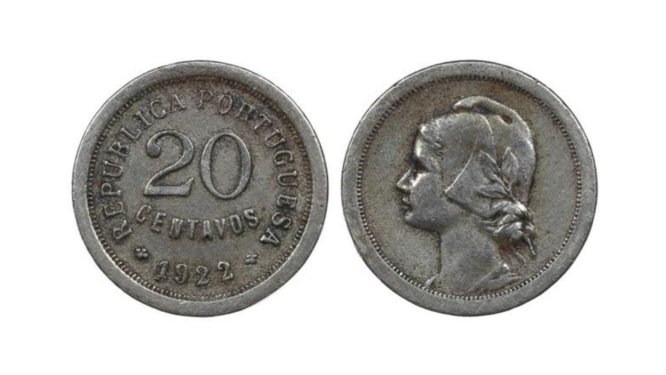 20 centavos de 1922 4