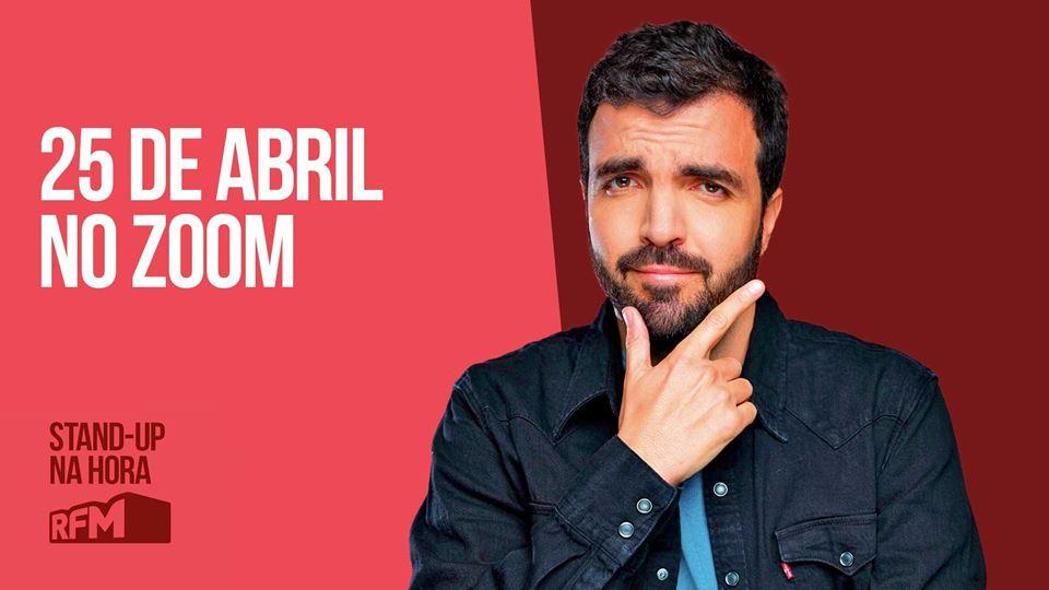 Salvador Martinha: 25 de abril...