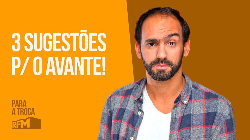 Duarte Pita Negrão: 3 sugestõe...