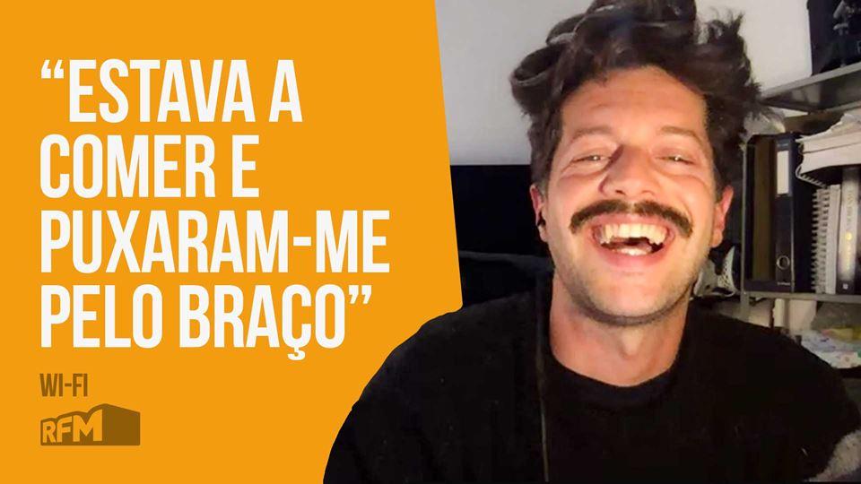 Afonso Pimentel live no Wi-Fi