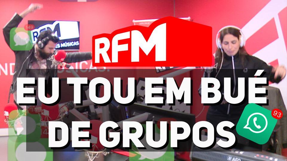 RFM BFF Tou em bué de grupos