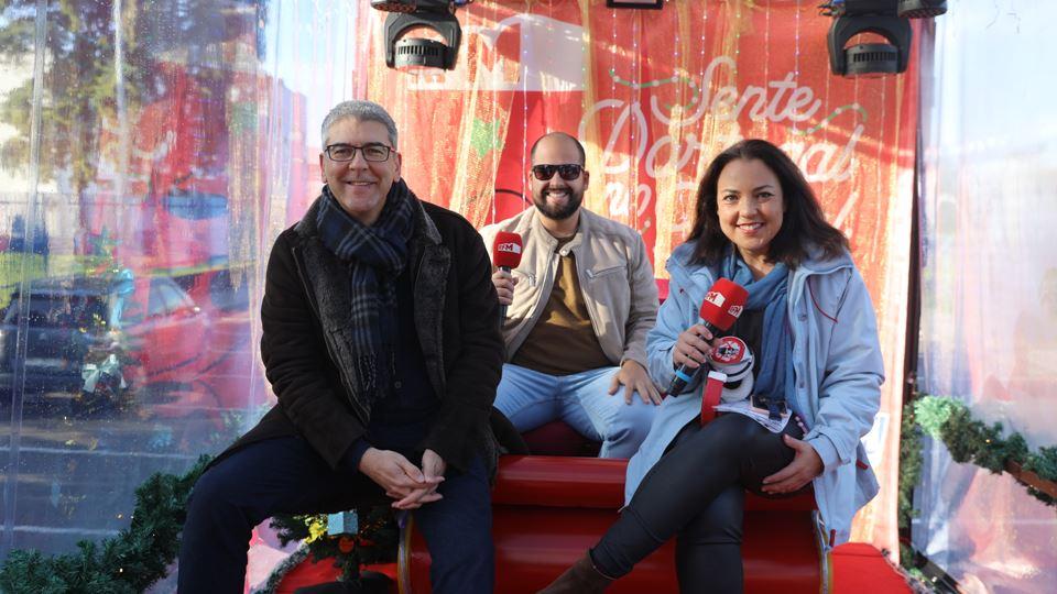 """Ricardo Figueiredo, autor de """"A Vida na Toca"""" com Ana Colaço e Paulo Fragoso"""