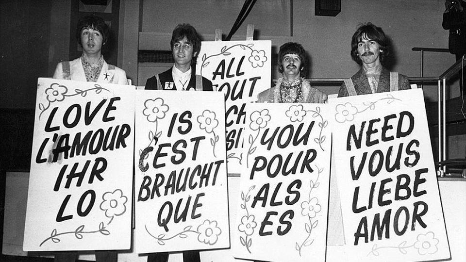 Beatles - All you need is love 25 Junho 1967
