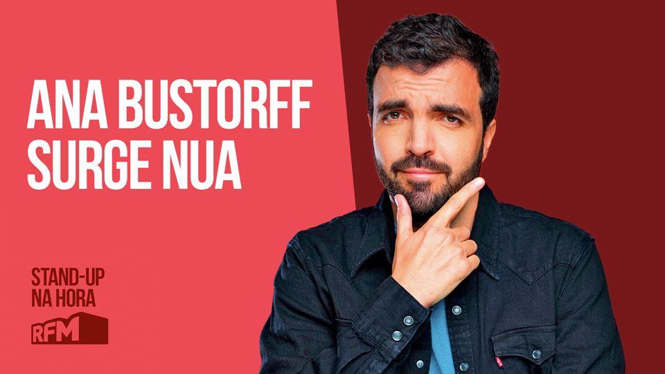 Salvador Martinha: Ana Bustorf...