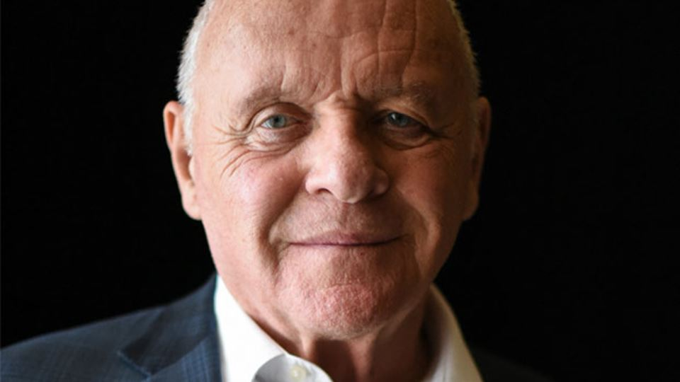 Anthony Hopkins estava a dormi...