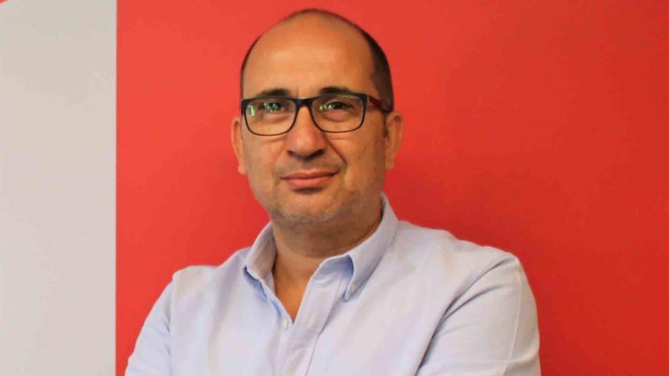 António Mendes: o diretor da R...