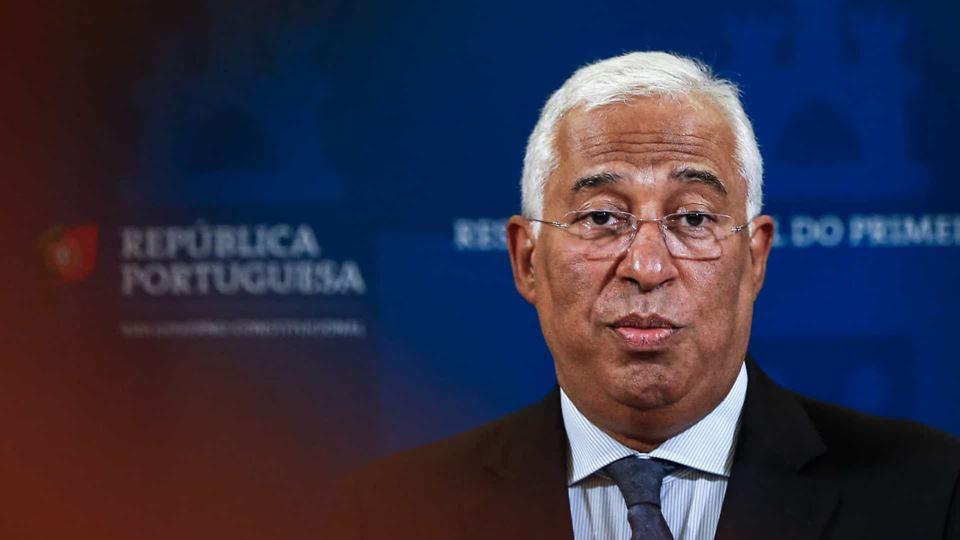 António Costa anuncia que o co...