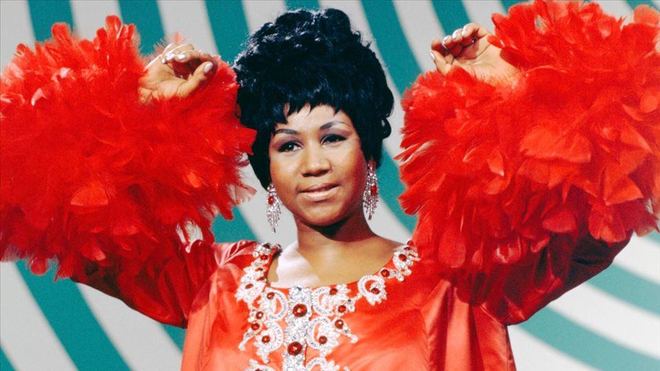 Foi Aretha Franklin quem escol...