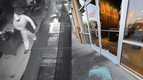 Viu o seu restaurante assaltad...
