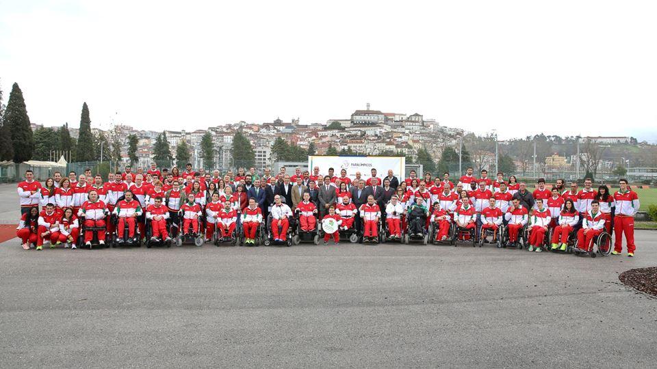 Jogos Paralímpicos: Portugal t...