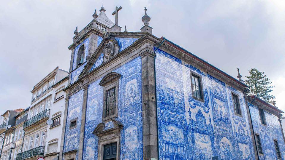 Azulejos da Capela das Almas