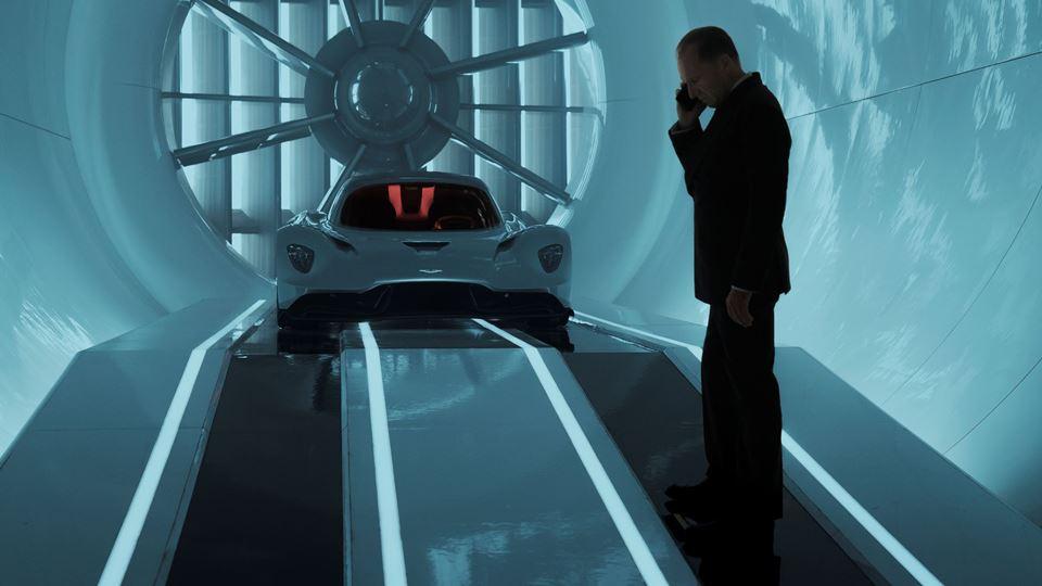 """""""007: Sem tempo para morrer"""""""