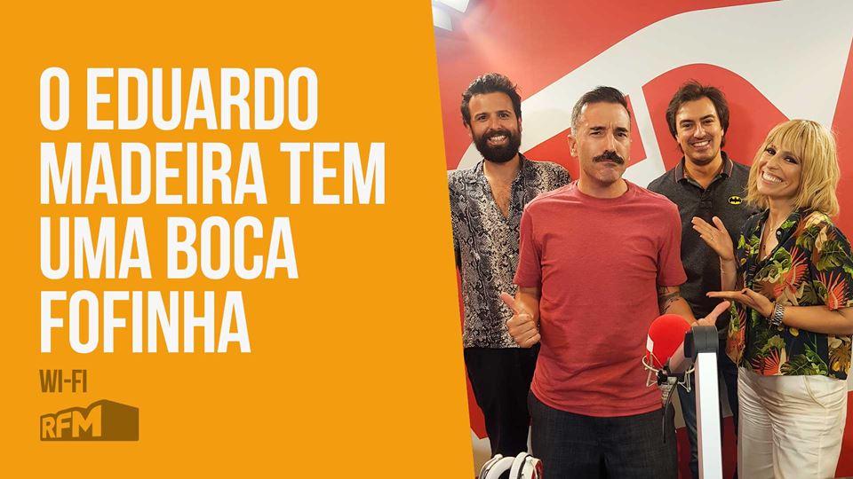 Marco Horácio live no Wi-Fi da...