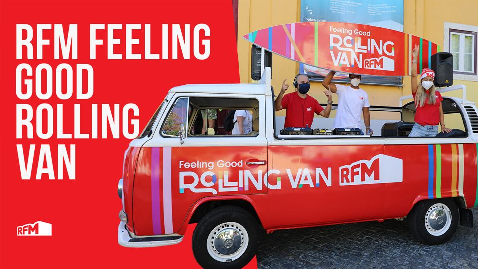 RFM Feeling Good Rolling Van