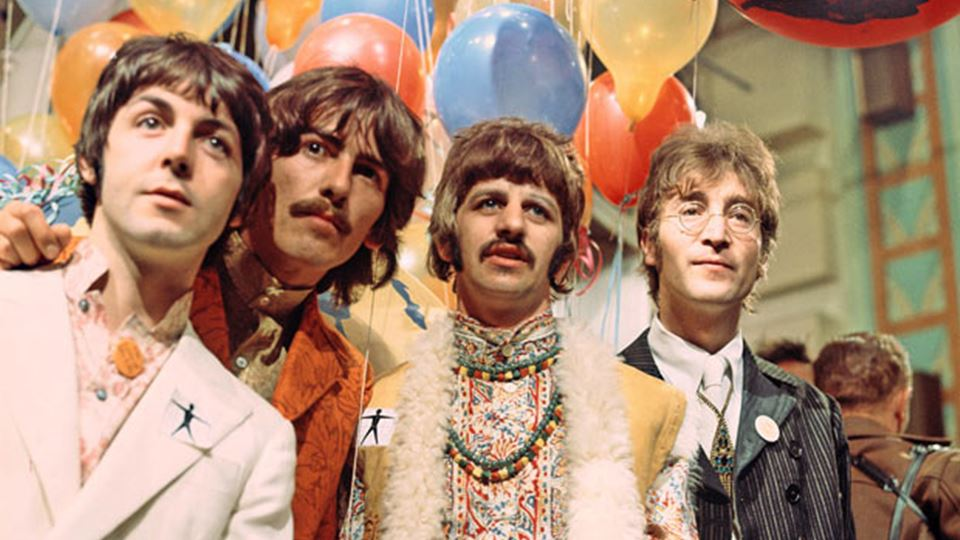 Dia Mundial dos Beatles. Há 54...