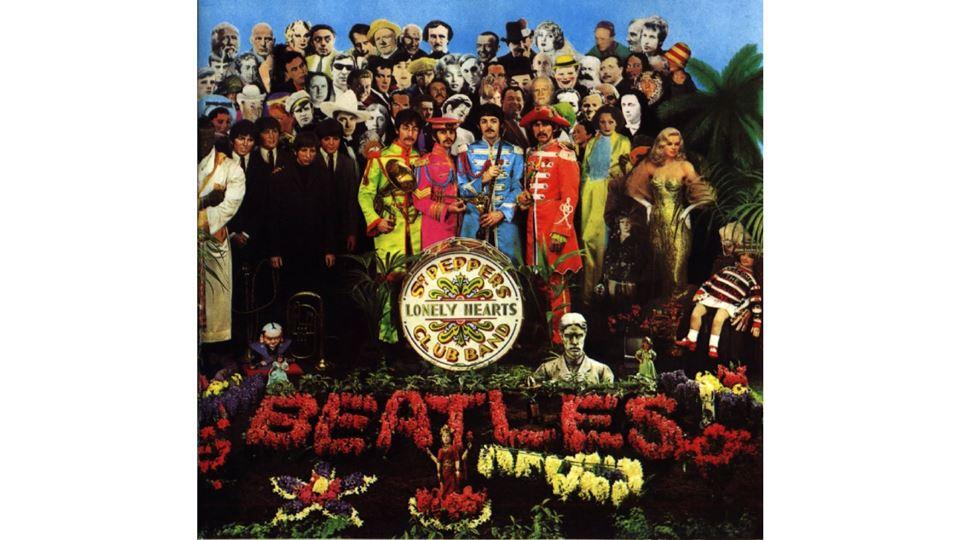beatles álbum