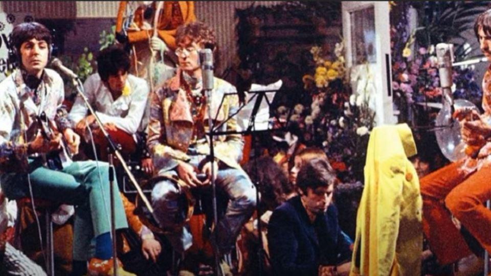 Beatles estreiam All You Need is Love  25 Junho 1967