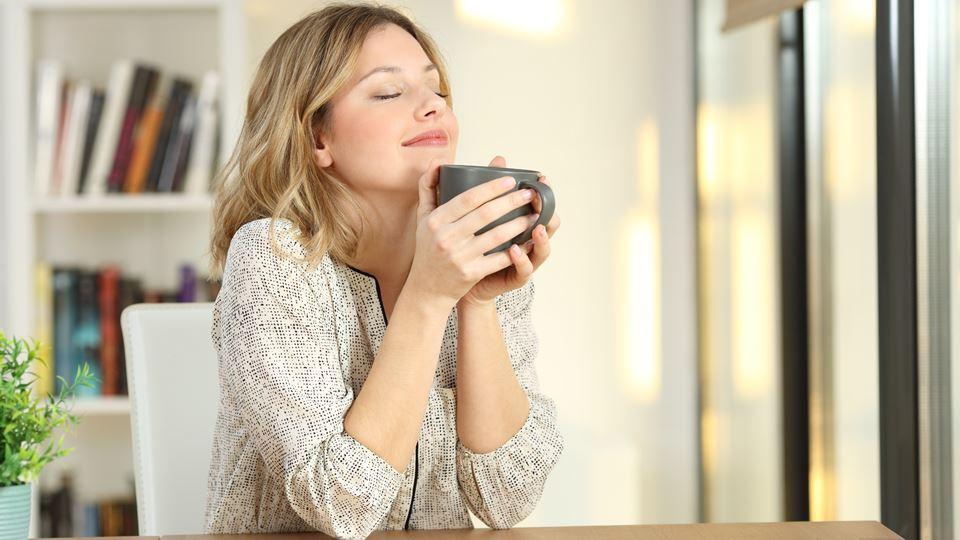 Se gostas de café quente, és e...