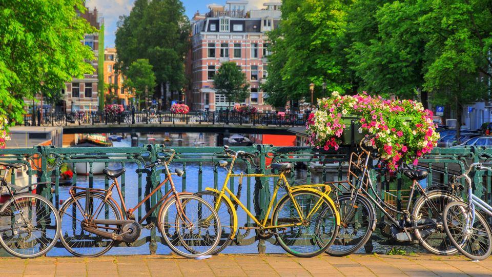 """Onde """"nasceram"""" as bicicletas?"""