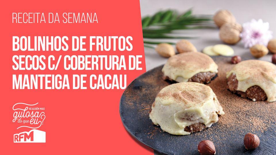 BOLINHOS DE FRUTOS SECOS COM C...