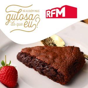 Bolo de Chocolate, Aveia e Laranja (sem glúten, sem açúcar refinado)