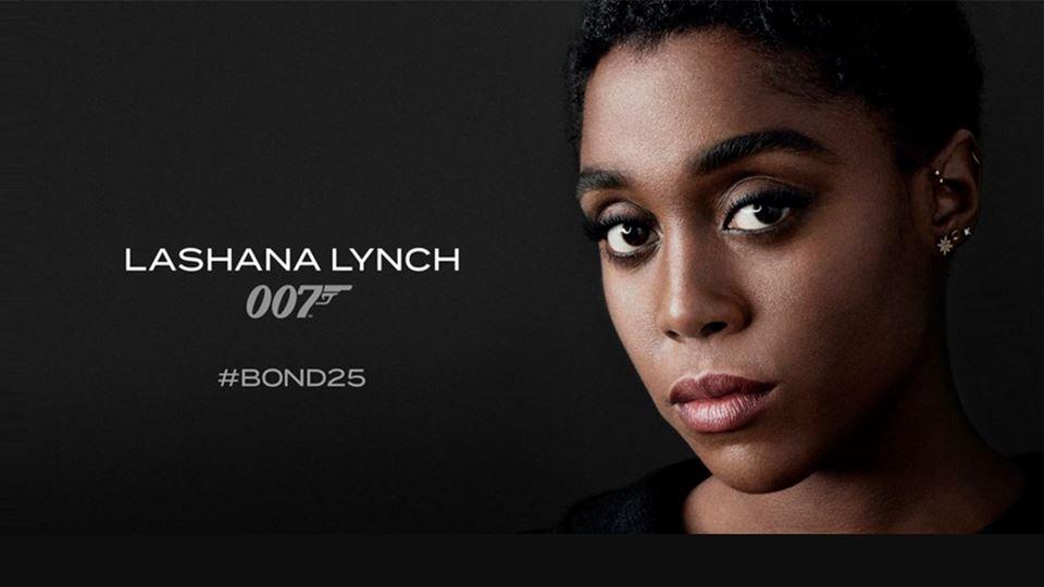 O novo 007 é uma mulher?