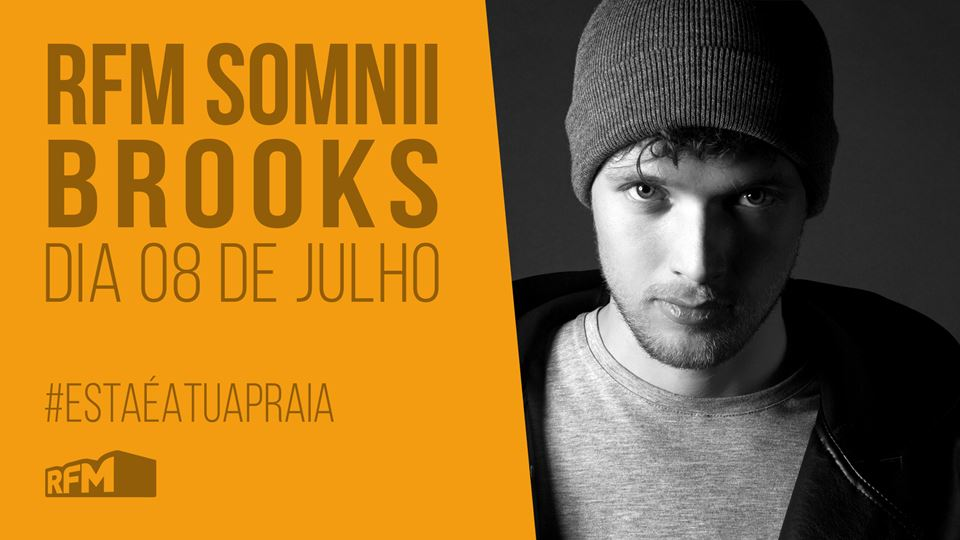 RFM SOMNII - BROOKS - 8 julho