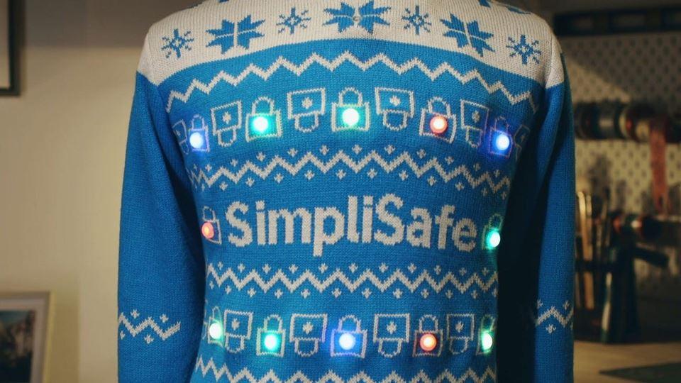 Esta camisola de Natal avisa c...