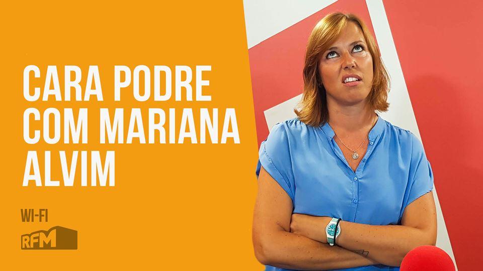 Cara Podre com Mariana Alvim