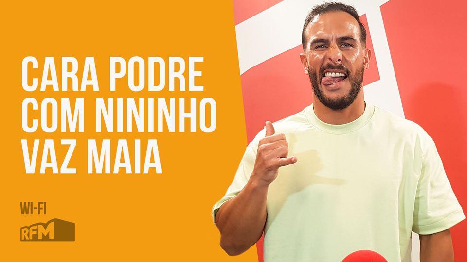 Cara Podre com Nininho Vaz Maia