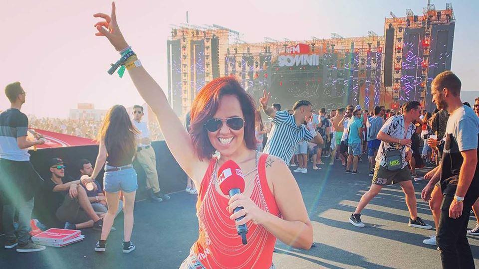 Carolina Camargo: um dos sorri...