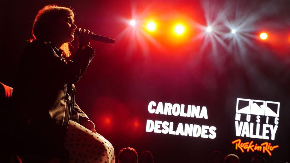Carolina Deslandes vai cumprir...