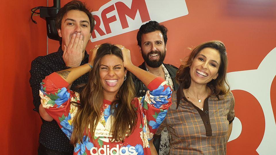 Carolina Loureiro no WI-fi da RFM