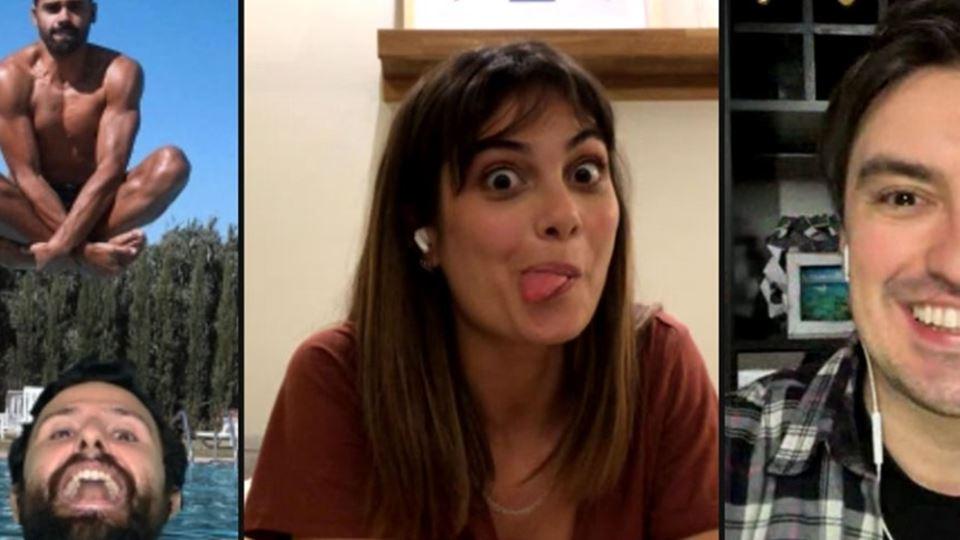 Filipa Nascimento no Wi-Fi