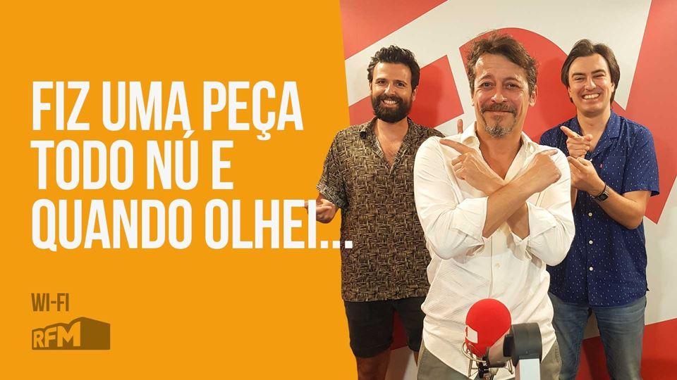 António Pedro Cerdeira live no...