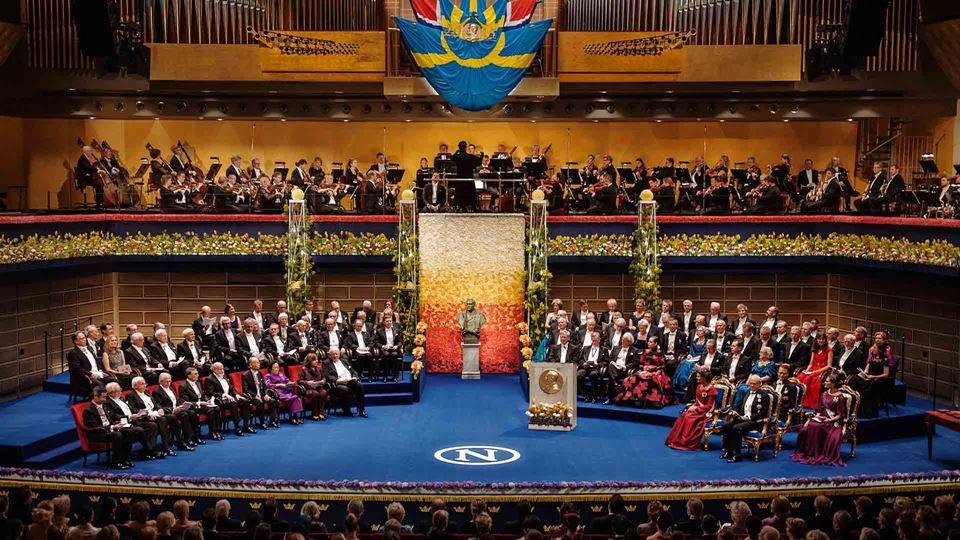 Quem ganhou o prémio Nobel da ...