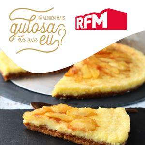Cheesecake de Maçã Caramelizada