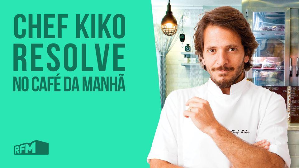 Chef Kiko resolve no Café da M...
