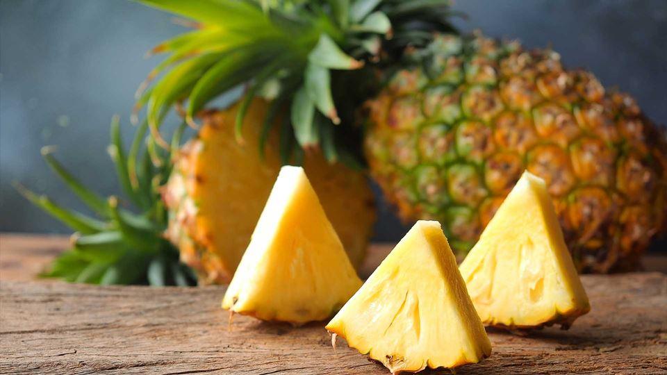 Chef Kiko resolve com ananás e...