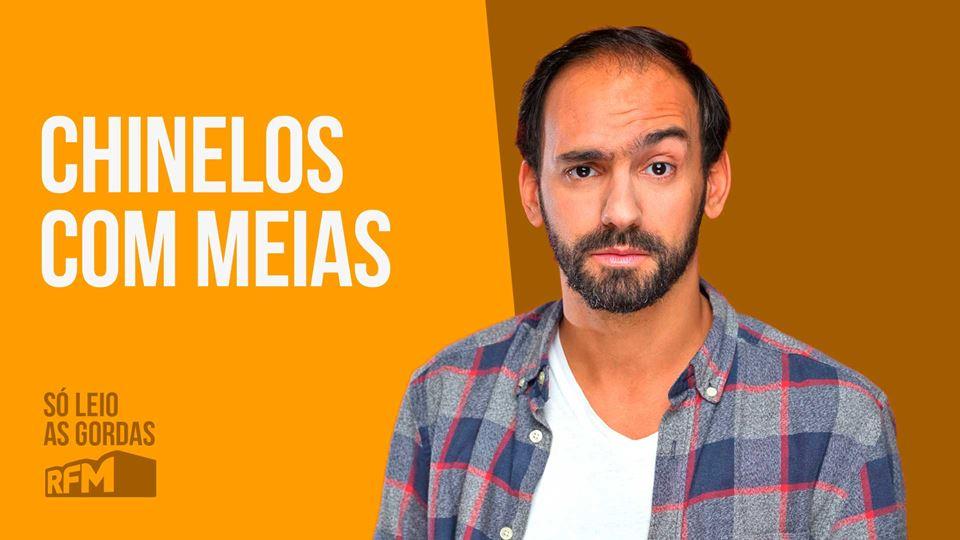 Duarte Pita Negrão: Chinelos c...