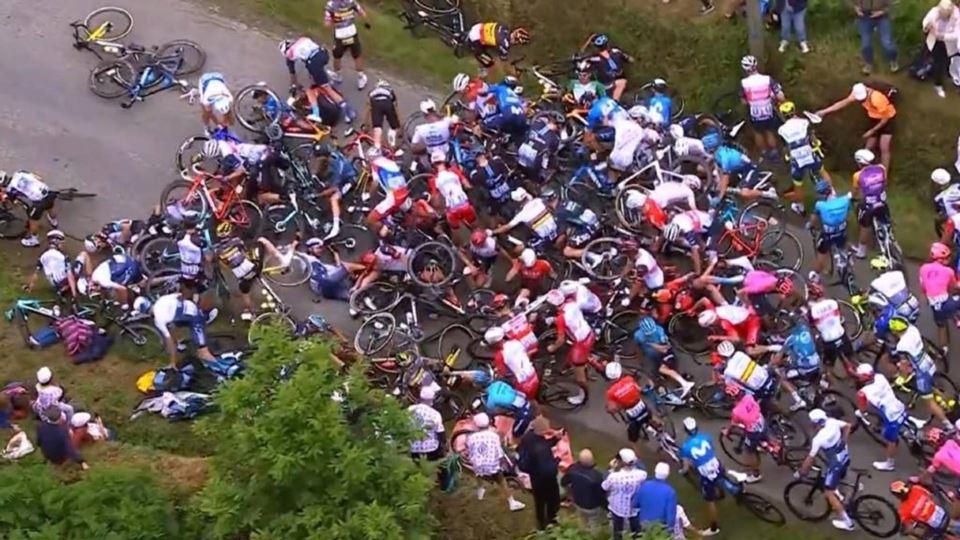Tour de France: mulher que pro...