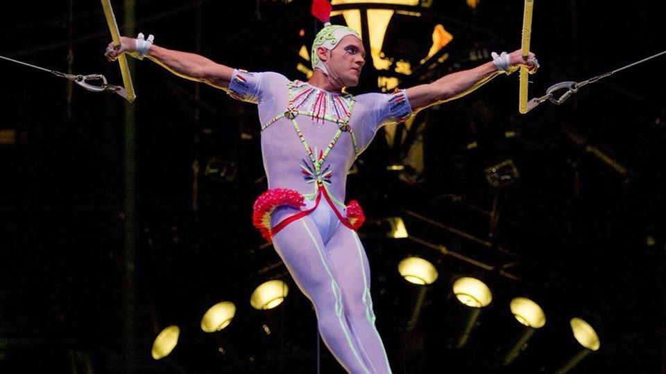 Cirque du Soleil também foi af...
