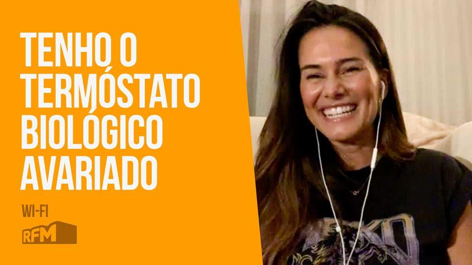 Cláudia Vieira no Videocast do...