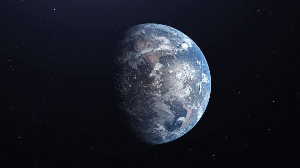O nosso planeta está a mover-s...