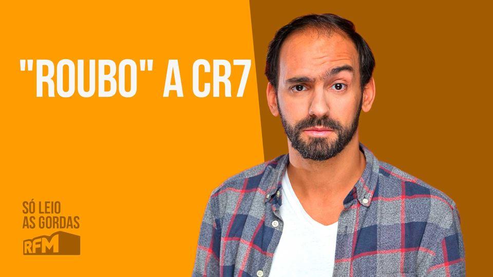 """Duarte Pita Negrão: """"Roubo"""" a CR7"""