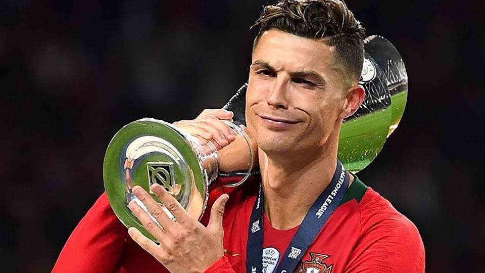 Cristiano Ronaldo ganha 7 milh...