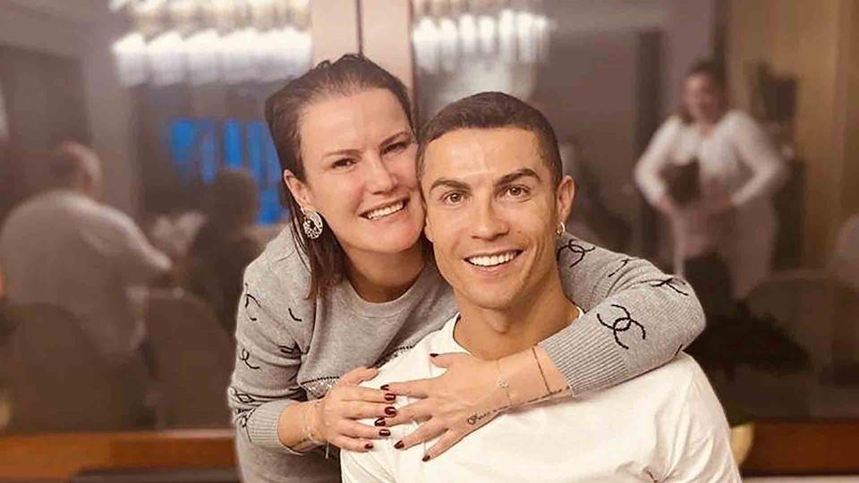 Irmã de Cristiano Ronaldo defe...